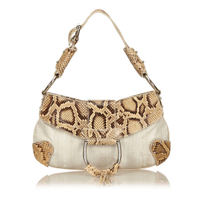 Dolce & Gabbana Python Shoulder Bag