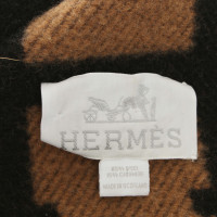 Hermès Daycover in brown / black