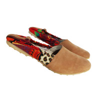 Kenzo Ballerinas made of suede