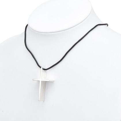 Gucci Kreuz Anhänger Halskette