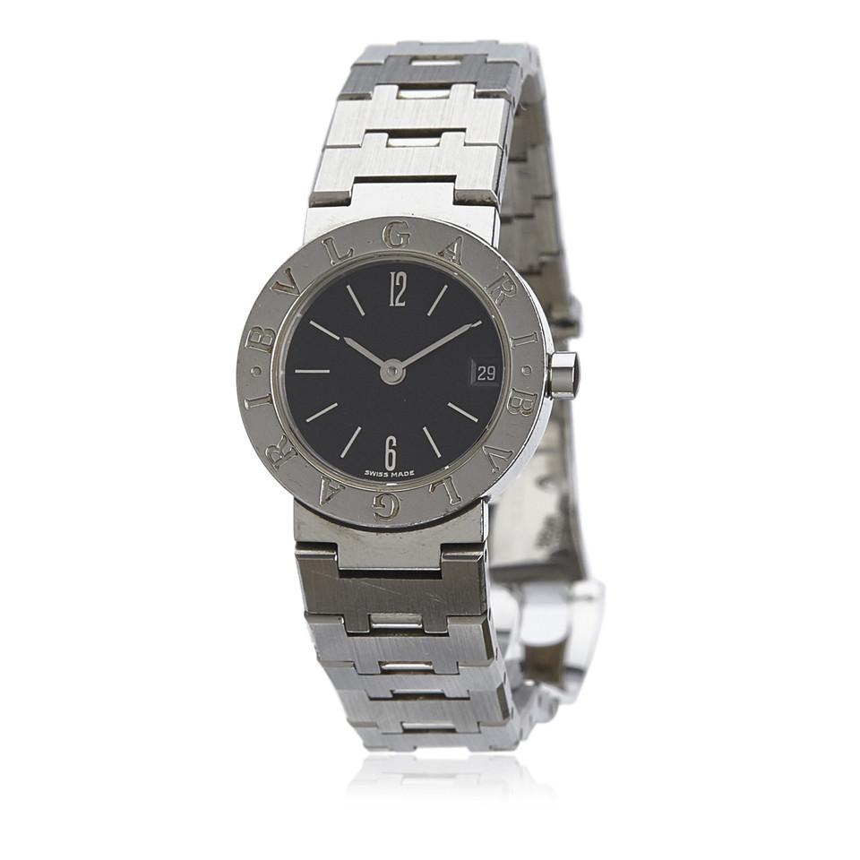 Bulgari Diagono Stainless Steel Watch