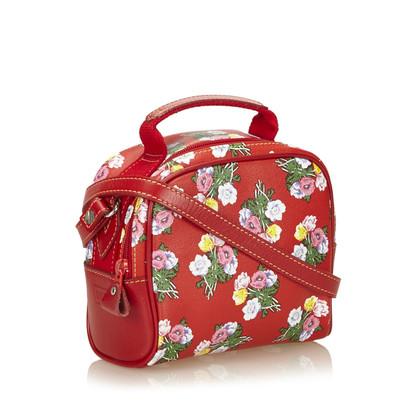 Kenzo PVC Floral Handbag