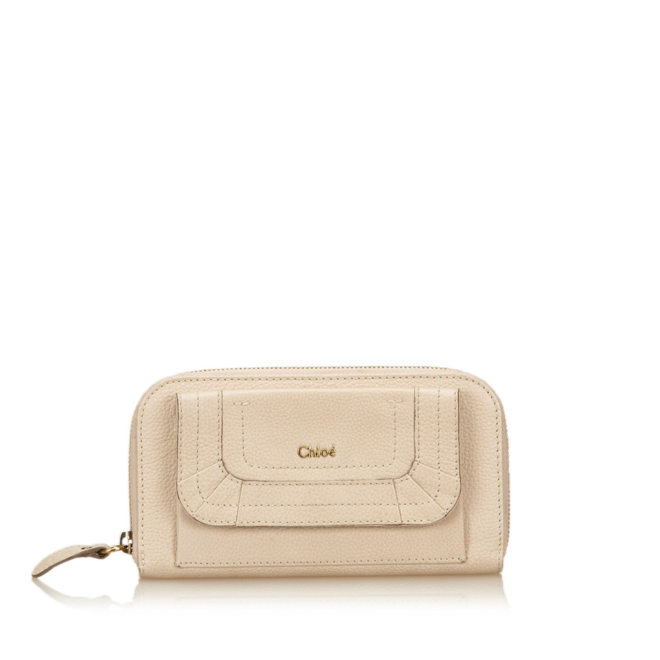 Chloé Leather Paraty Wallet