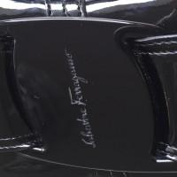 Salvatore Ferragamo clutch