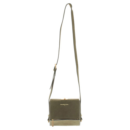 Philippe Model Shoulder bag in olive