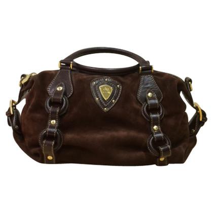 Etro Wildleder-Handtasche