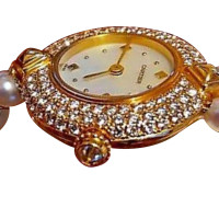 Cartier 18K Gold Wrist Watch