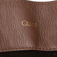 Chloé Leather Ellen Tote