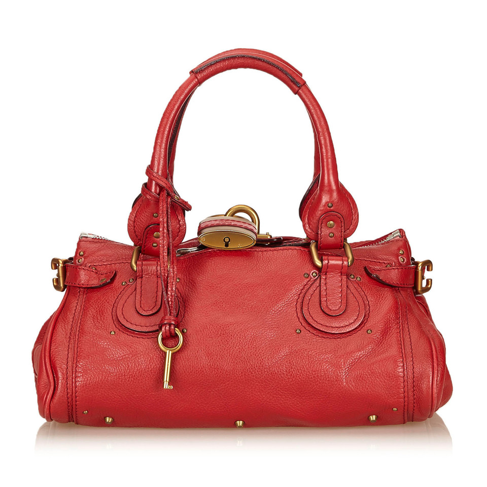 Chloé Leather Paddington