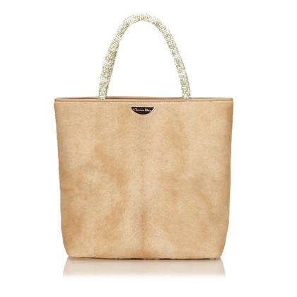 Christian Dior Pony Hair Handbag