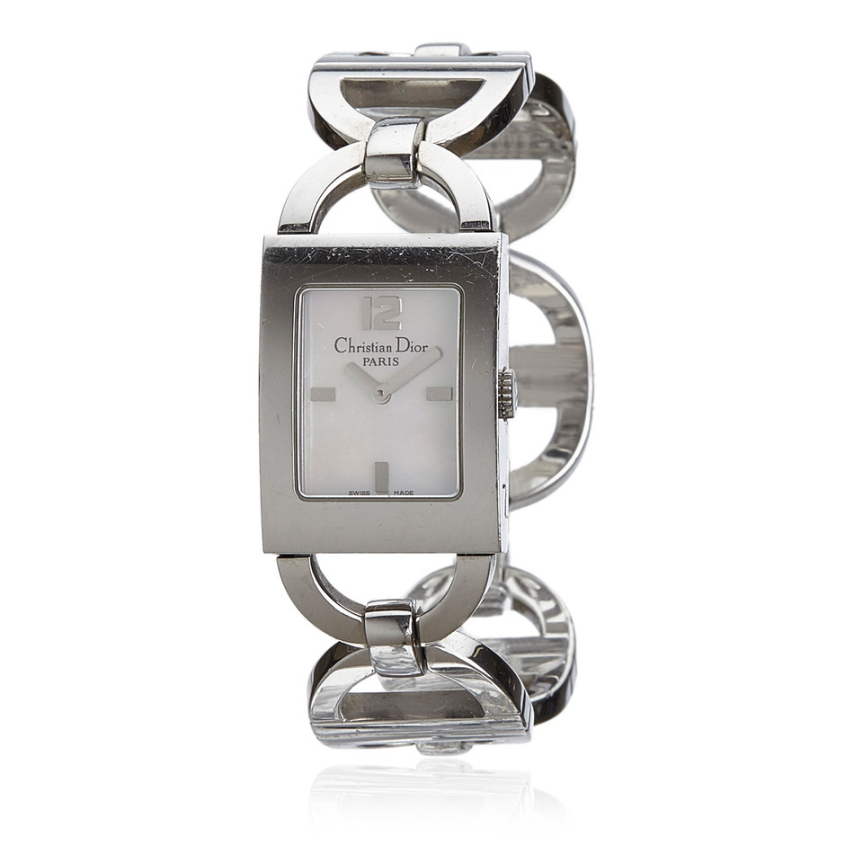 Christian Dior Stainless Steel Malice Square