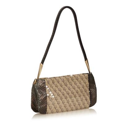 Bottega Veneta Sequined Jacquard Shoulder Bag