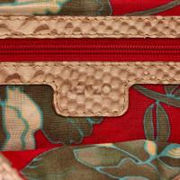 Kenzo Python Shoulder Bag