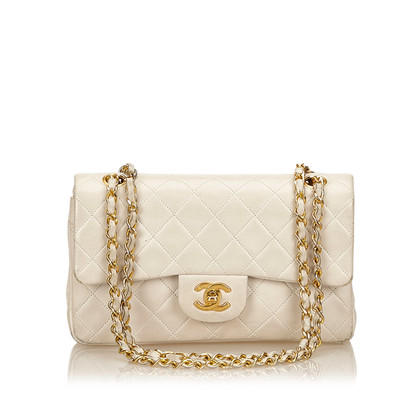 Chanel Kleine lamsleer Classic Flap