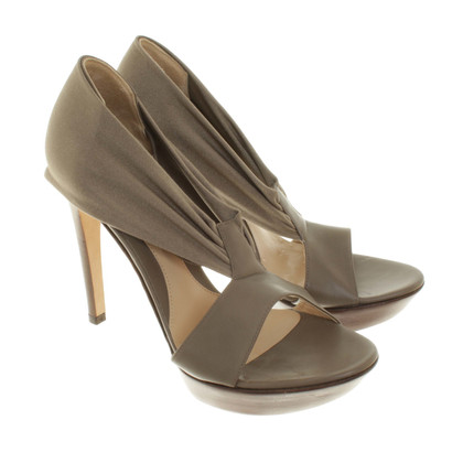 Fendi Sandals in Taupe