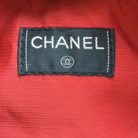 Chanel overnight bag