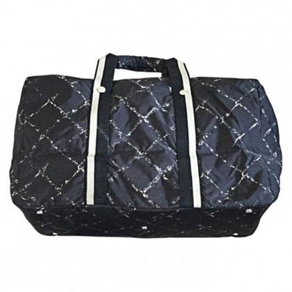 Chanel overnight bag