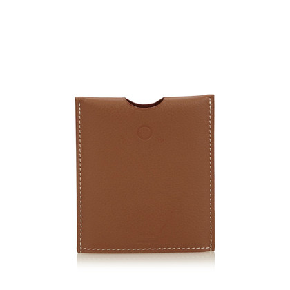 Hermès Leather Card Holder
