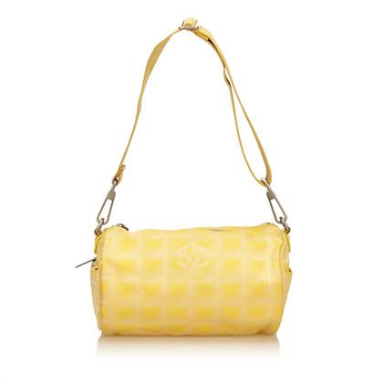 Chanel New Travel Line Roll Shoulder Bag