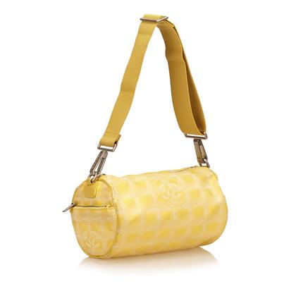 Chanel Nieuwe Travel Line Roll Shoulder tas