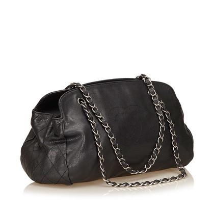 Chanel Caviar Bowler Shoulder tas