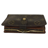 Louis Vuitton Portemonnee uit Monogram Canvas