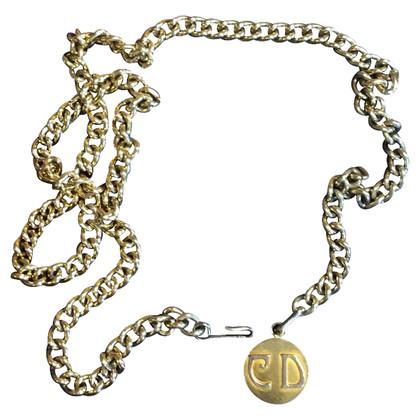 Christian Dior Metal belt