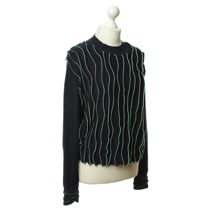 Phillip Lim Sweater with Ruffles