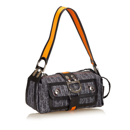 Christian Dior Denim Flight Diorissimo Shoulder Bag