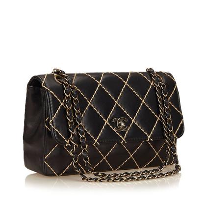 Chanel Wild Stitch Flap Bag