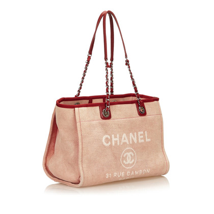 Chanel Großes Deauville Tote