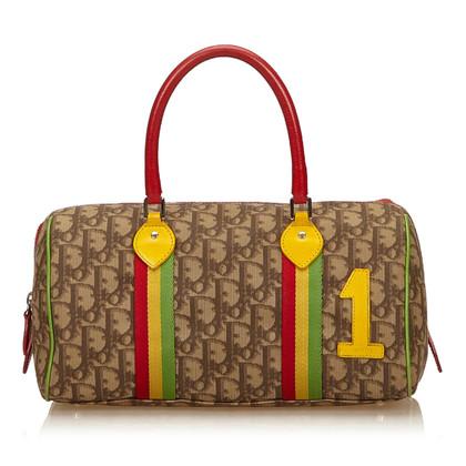 Christian Dior PVC Rasta Diorrisimo Handbag