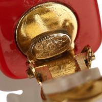 Chanel Enamel CC Earrings