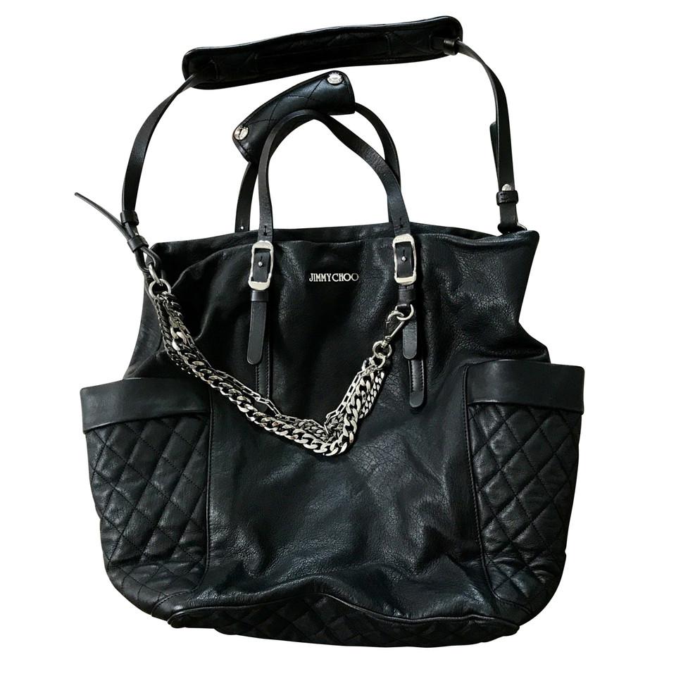 Jimmy Choo Handbag with side pockets