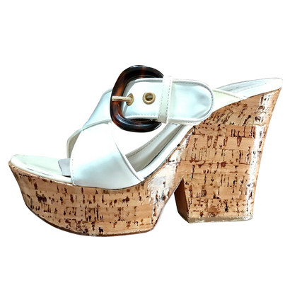 Casadei wedges