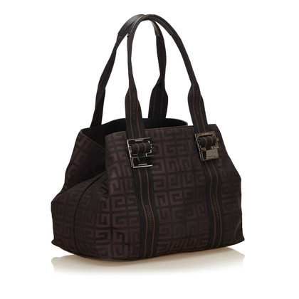 Givenchy Jacquard Tote Bag