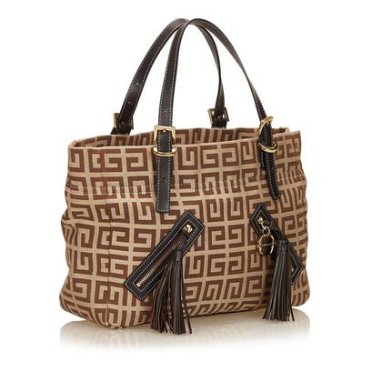 Givenchy Jacquard Tote Bag