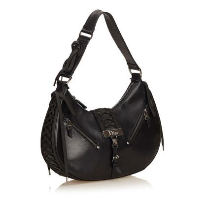 Christian Dior Leather Corset Bag