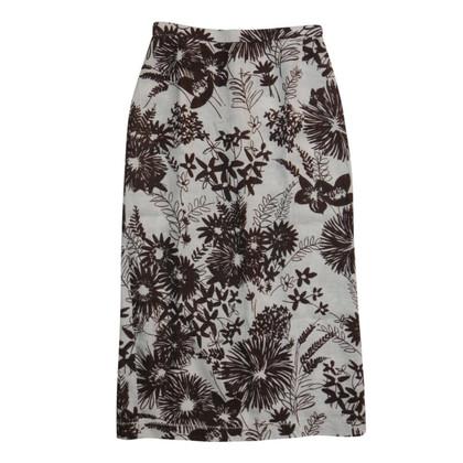 Sport Max Linen skirt