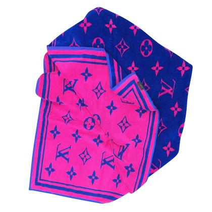 Louis Vuitton Towel with monogram pattern