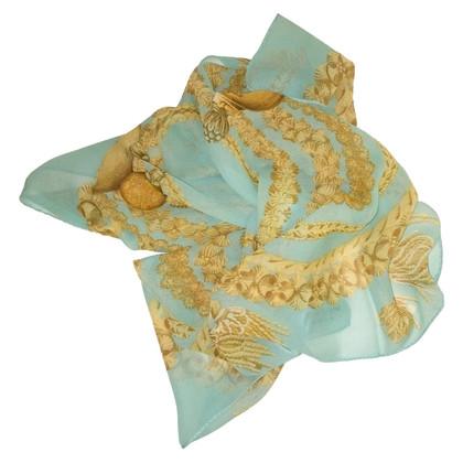 Lanvin silk scarf