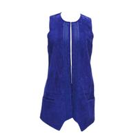 Barbara Bui Leather vest