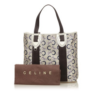 Céline Canvas Tote Bag