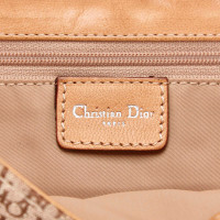 Christian Dior Diorissimo Jacquard Shoulder Bag