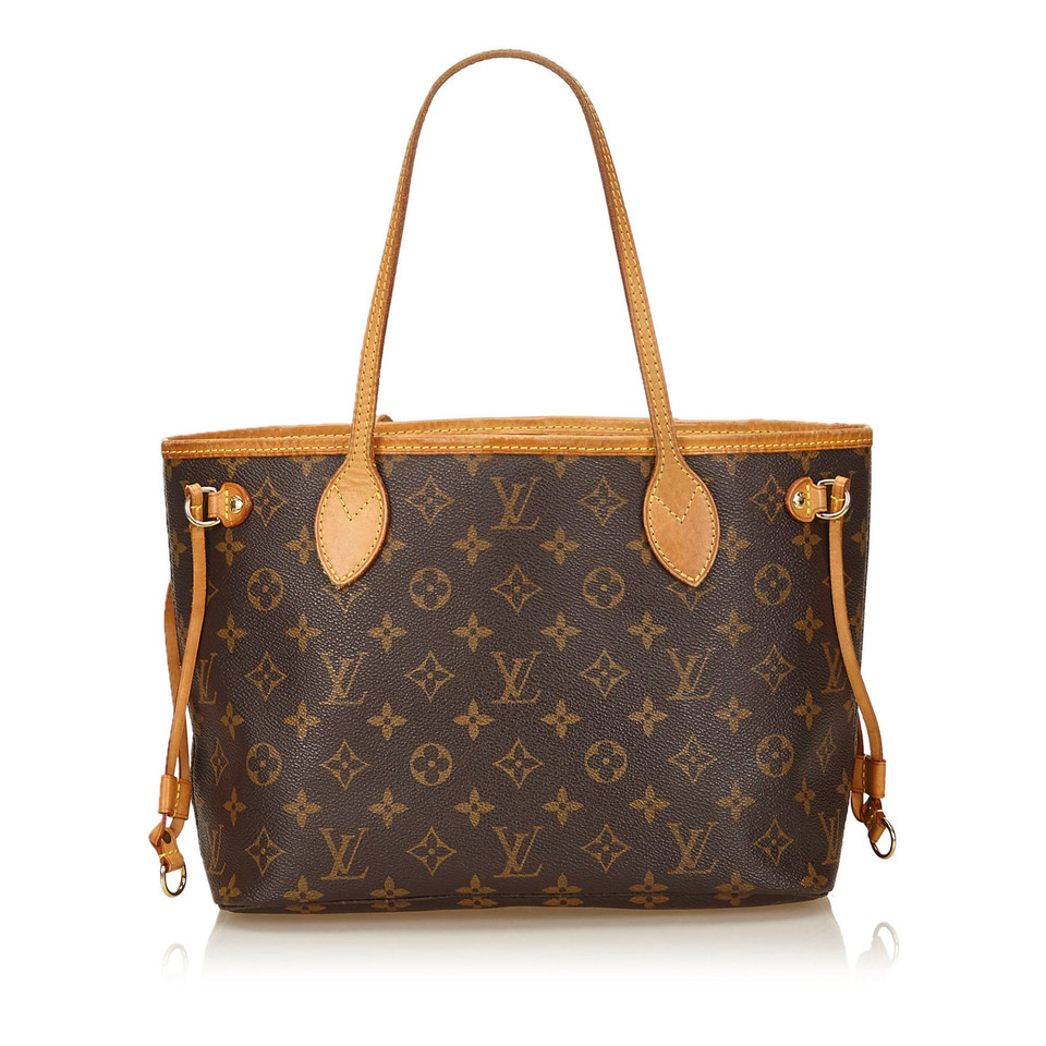 louis vuitton monogram neverfull pm buy second hand louis vuitton monogram neverfull pm for. Black Bedroom Furniture Sets. Home Design Ideas