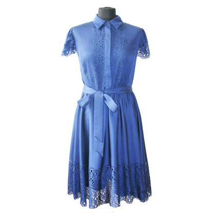 Temperley London Blaues Kleid