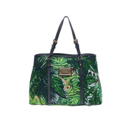 Louis Vuitton Cabas Aventure Green