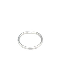 Tiffany & Co. Elsa Perreti Curved Pave Band