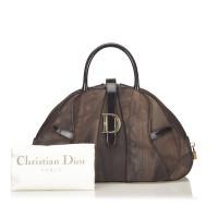Christian Dior PVC Saddle Dome
