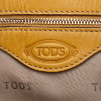 Tod's Leather Tote
